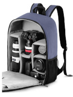 Caden Camera Backpack Bag with Laptop Compartment
