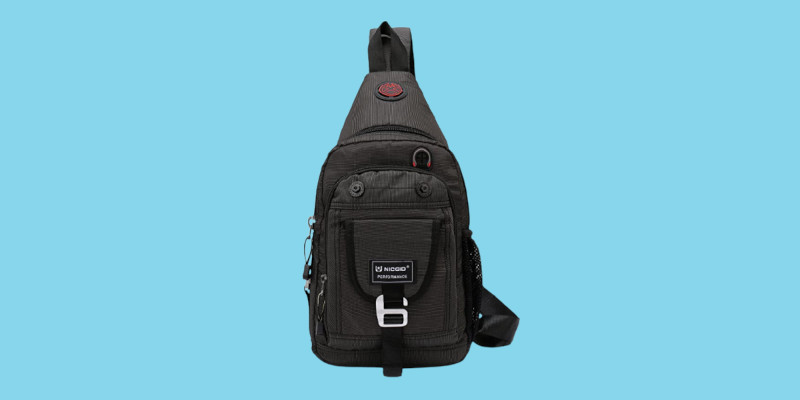 Nicgid Sling Crossbody Backpack For Outdoor